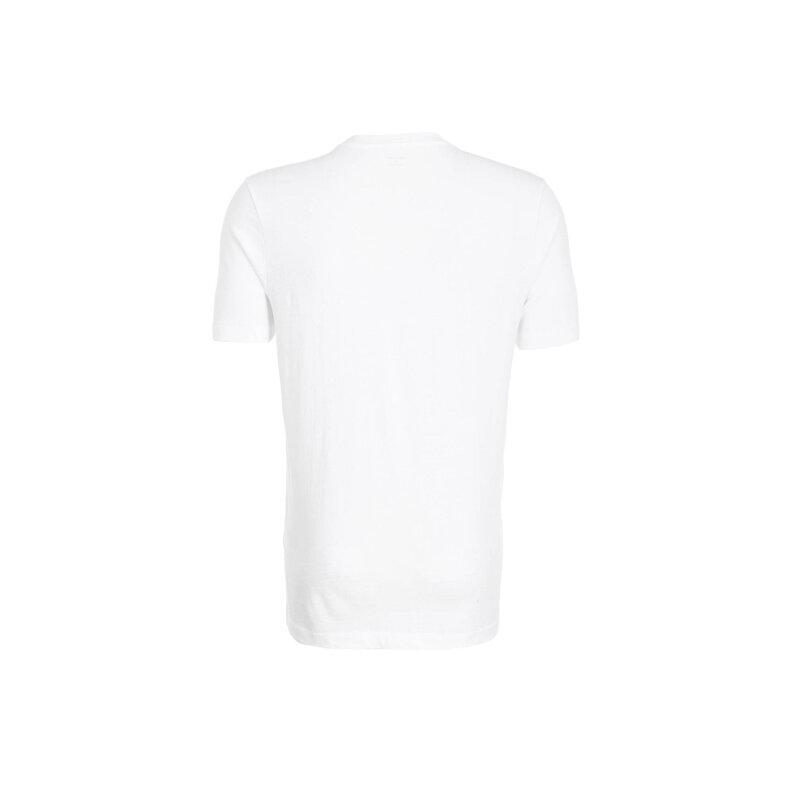 T-shirt Michael Kors biały