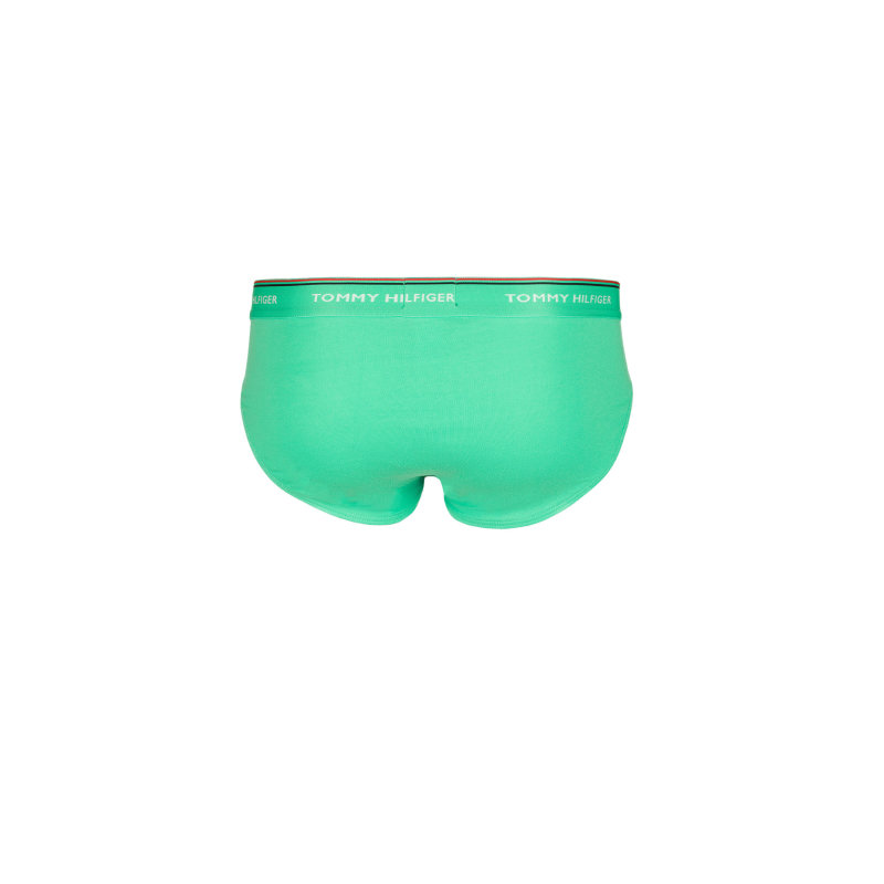 Premium Essentials 3-pack briefs Tommy Hilfiger turquoise