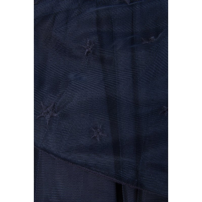 Star Skirt Tommy Hilfiger navy blue