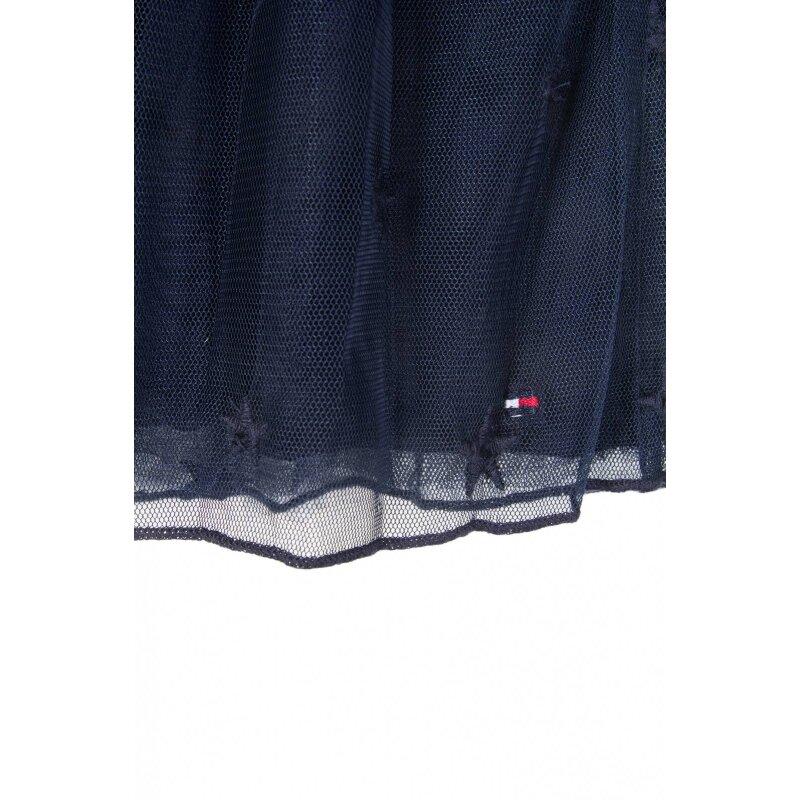 Spódnica Star Tommy Hilfiger granatowy