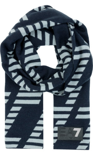 EA7 Double sided scarf