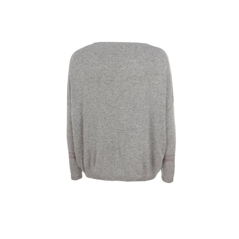 Sweter Odessa Pinko szary