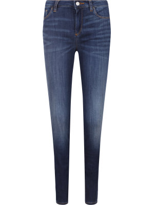 Armani Exchange Jeansy Lift Up | Super Skinny fit