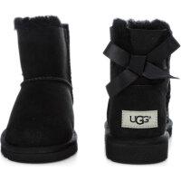 Śniegowce K Mini Bailey UGG czarny