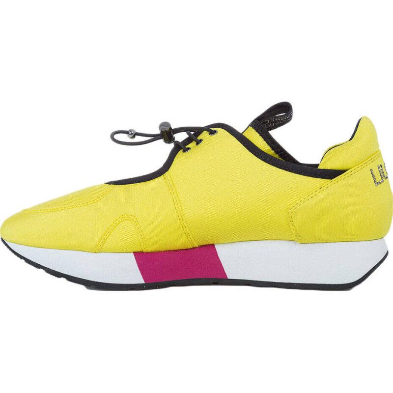 Sneakersy Liu Jo żółty