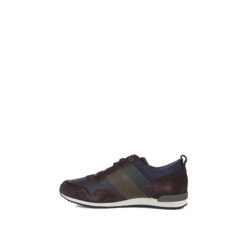 Sneakersy Maxwell 11C2 Tommy Hilfiger brązowy
