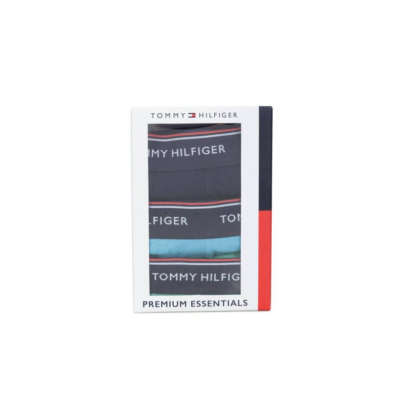 Bokserki Premium Essentials 3 Pack Tommy Hilfiger miętowy