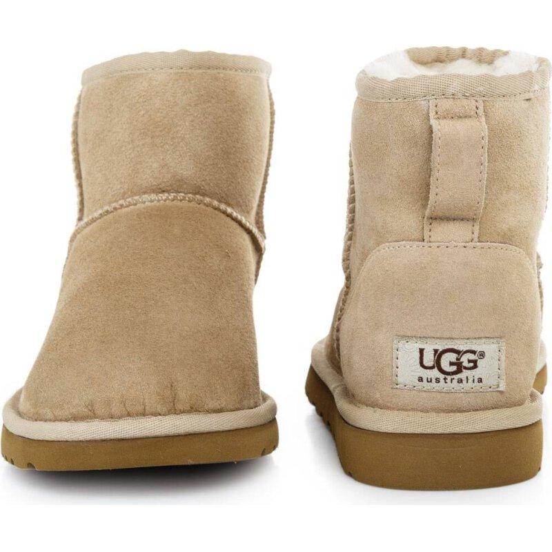 Śniegowce Classic Mini UGG piaskowy