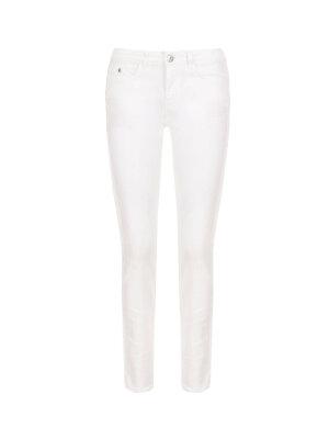Karl Lagerfeld Fringe Detail Jeans