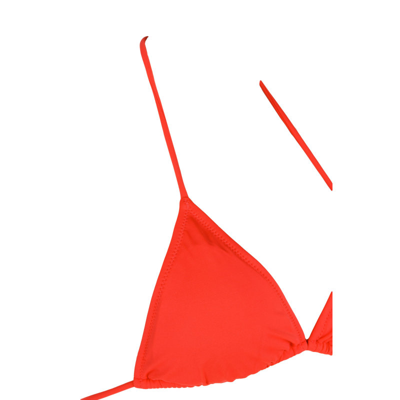 Basic Triangel bikini top Tommy Hilfiger red