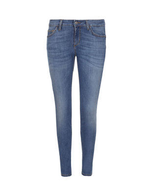 Liu Jo Jeans Bottm Up Monore Jeans