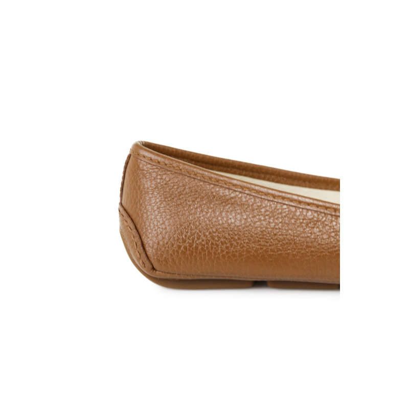 Fulton Driver ballerinas Michael Kors brown