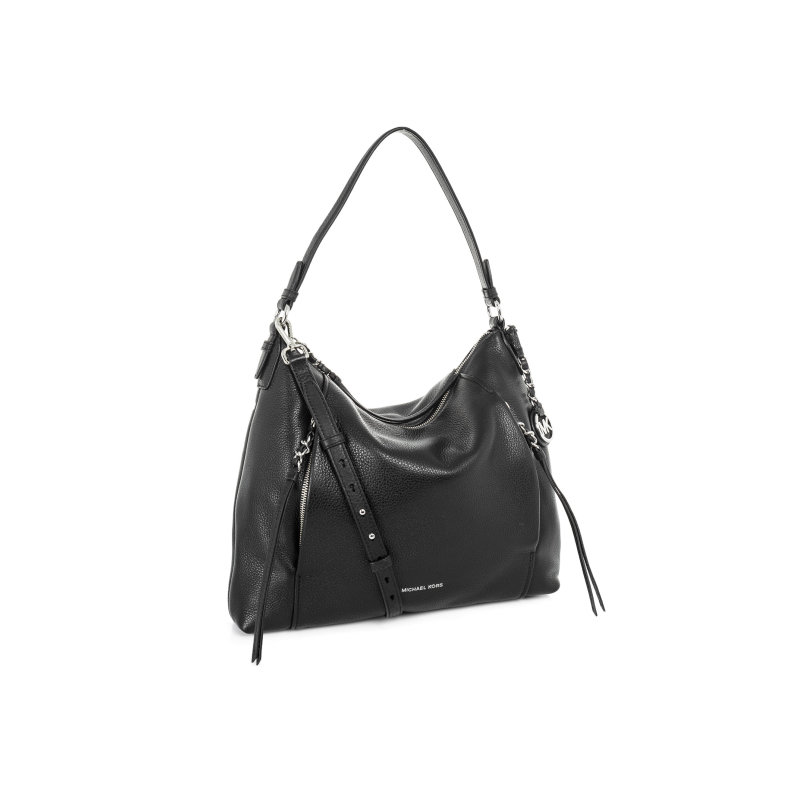 Corinne hobo bag Michael Kors black