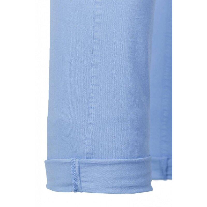 Spodnie J06 Armani Collezioni błękitny