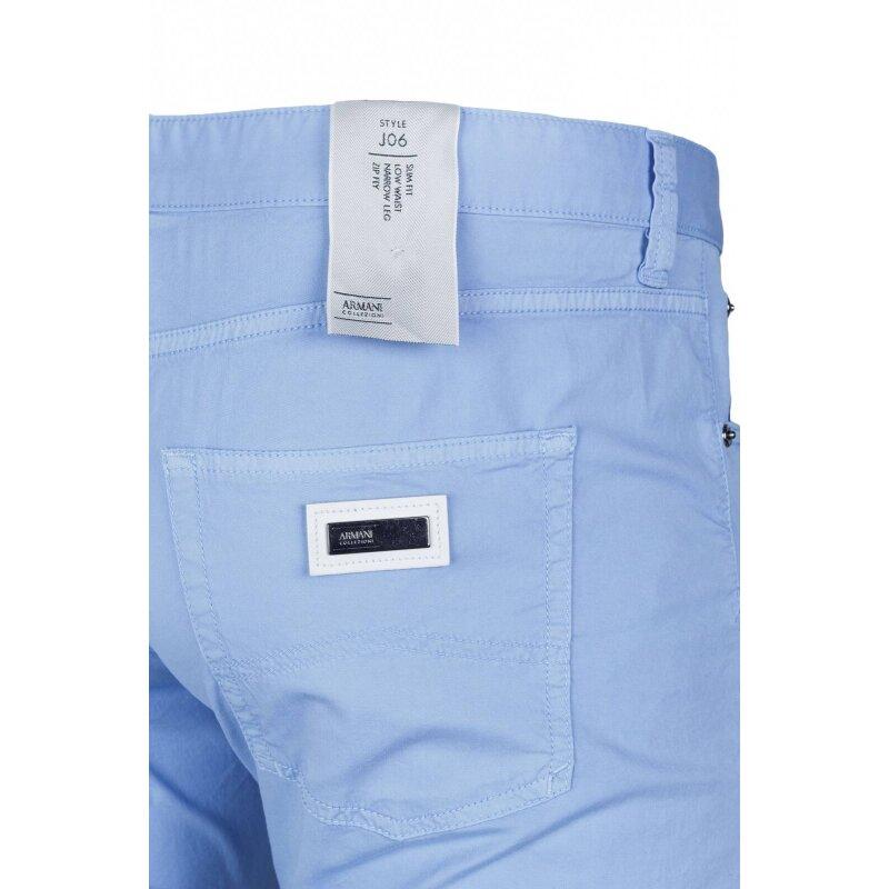 J06 Jeans Armani Collezioni baby blue