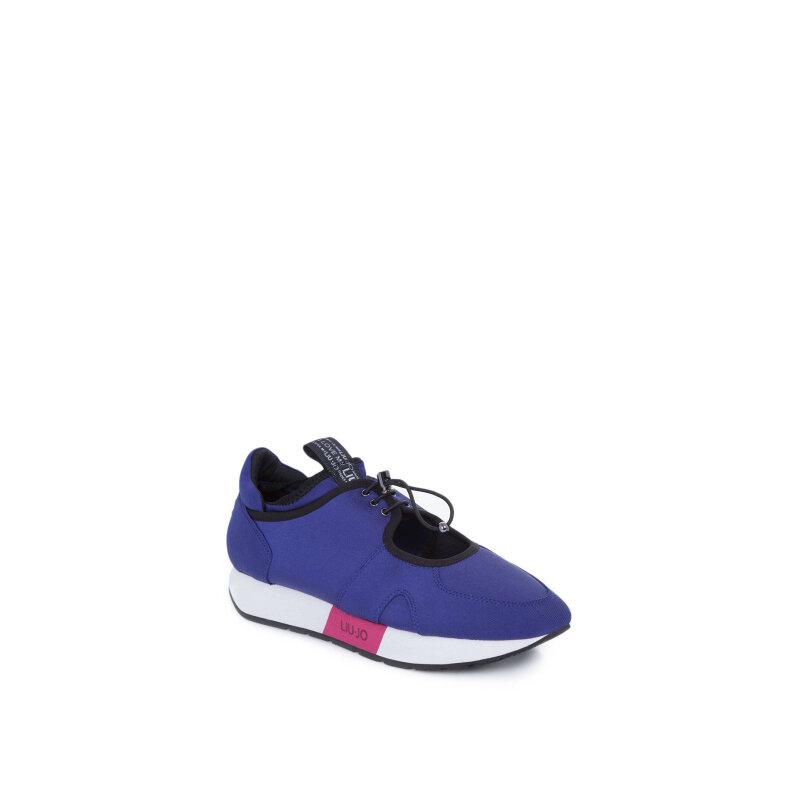 Sneakersy Liu Jo niebieski