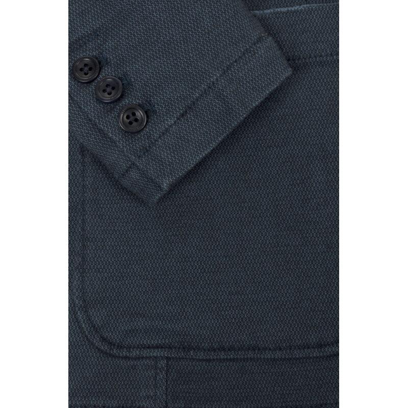 Marynarka Guess Jeans granatowy