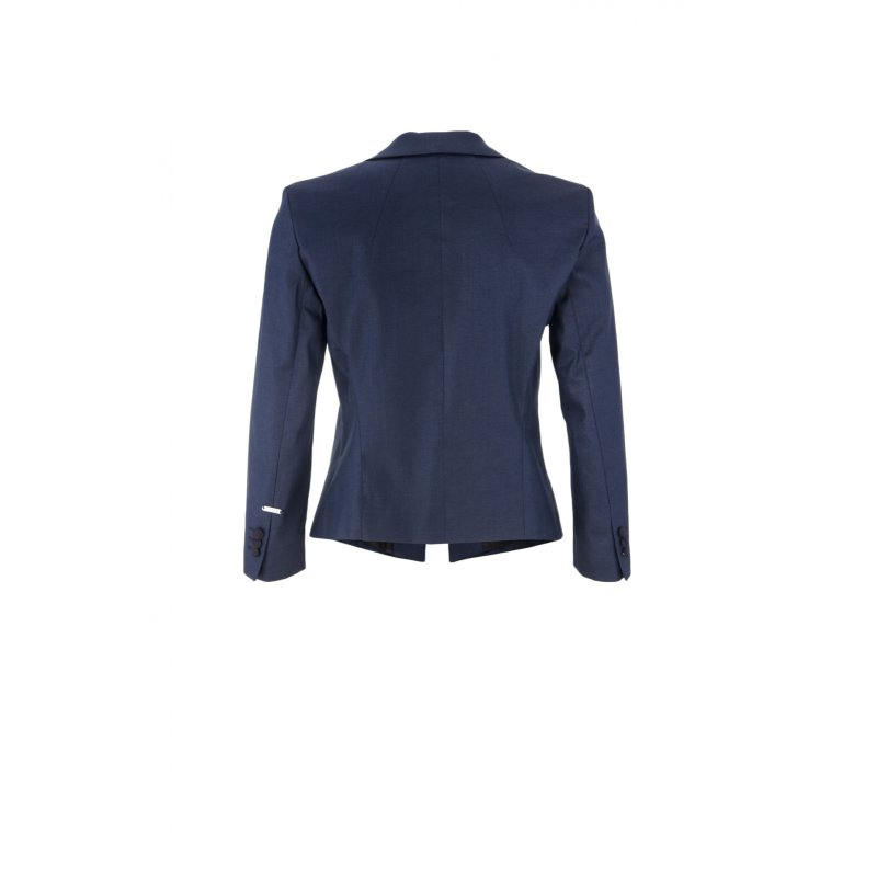 Tailored Blazer Guess Jeans navy blue