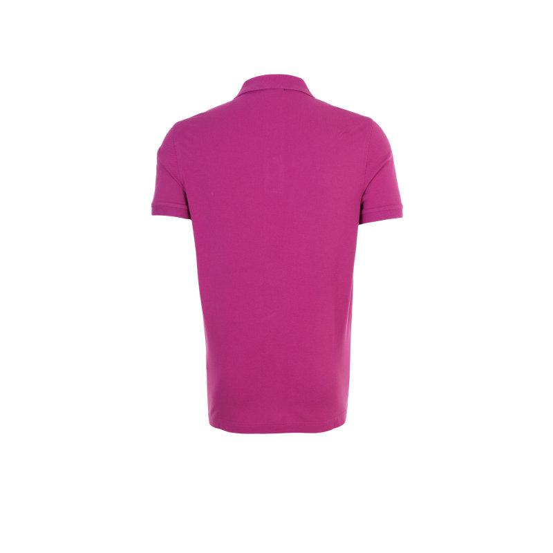 The Orginal Pique SS Rugger Polo Gant violet