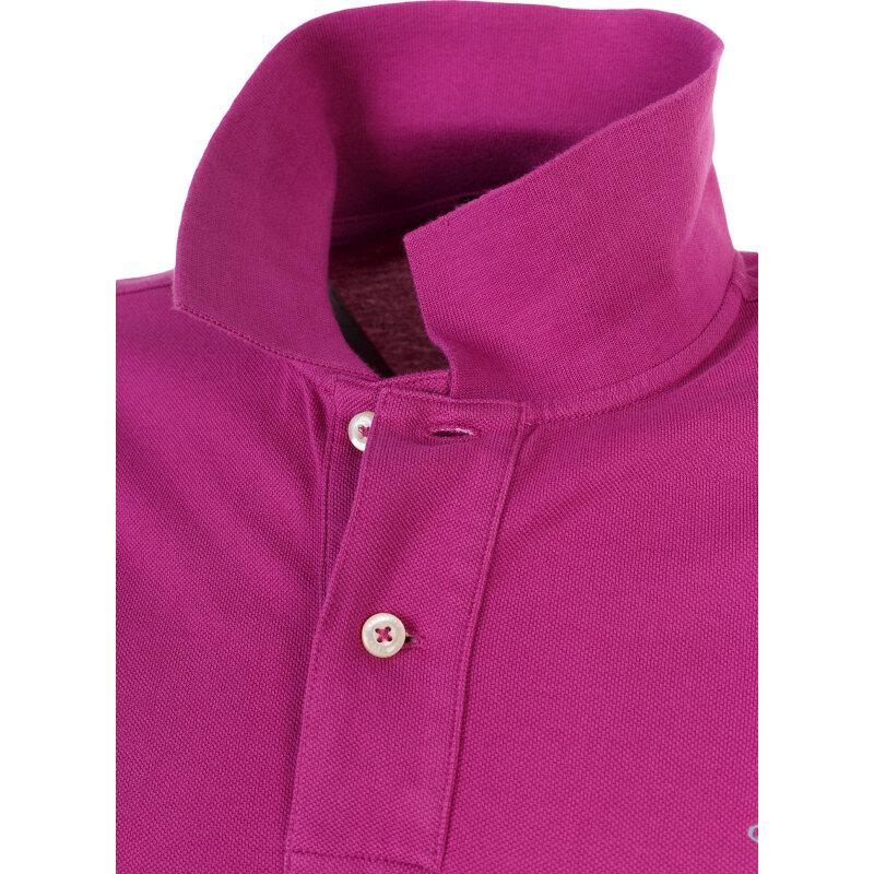 The Orginal Pique SS Rugger Polo Gant violet