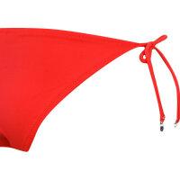Bikini bottom Tommy Hilfiger red
