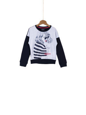 Tommy Hilfiger Bluza Panel