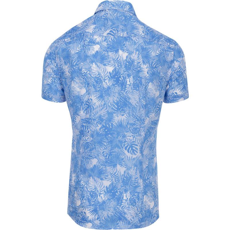 Koszula Guess Jeans niebieski