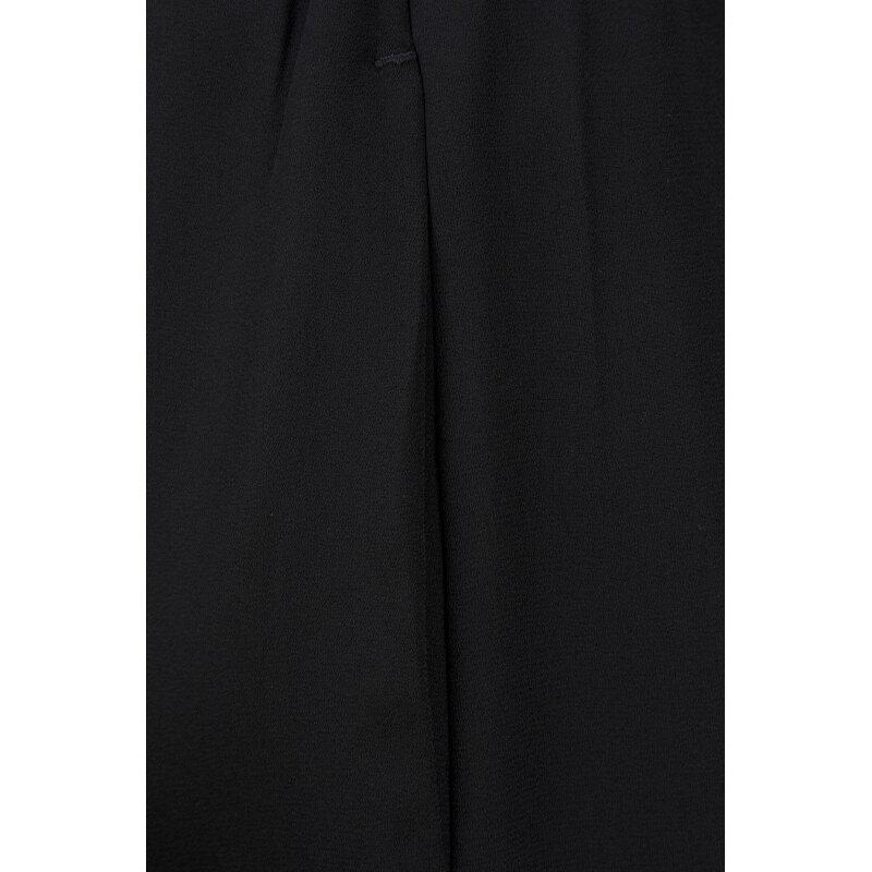 Spódnico-spodnie Mika Pepe Jeans London grafitowy
