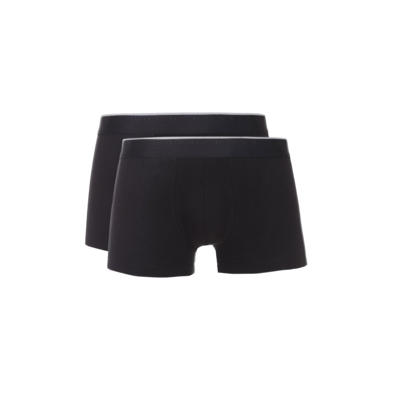 2 Pack boxer shorts Boss black
