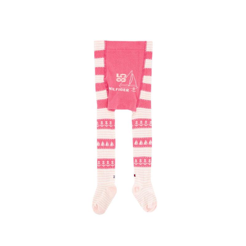 Rajstopy Pink Lady Tommy Hilfiger różowy