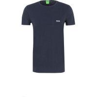 T-Shirt Tee Boss Athleisure granatowy