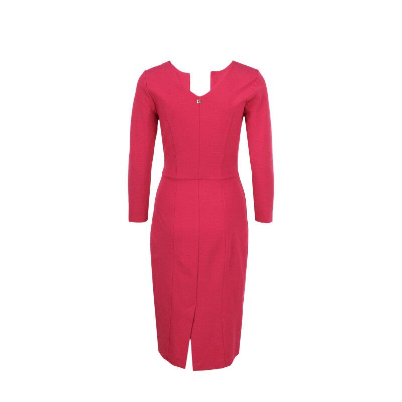 Sukienka Twinset różowy