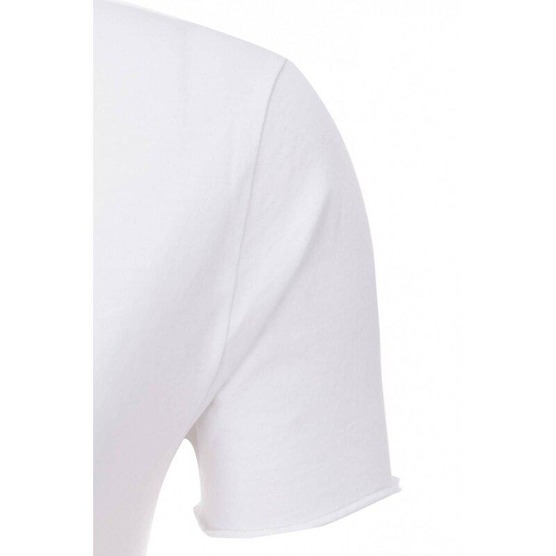 Tex 2 T-shirt  Calvin Klein Jeans white