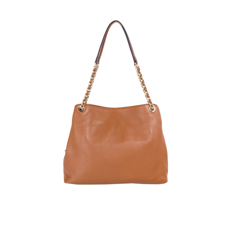 Jet Set Chain Shopper bag Michael Kors cognac