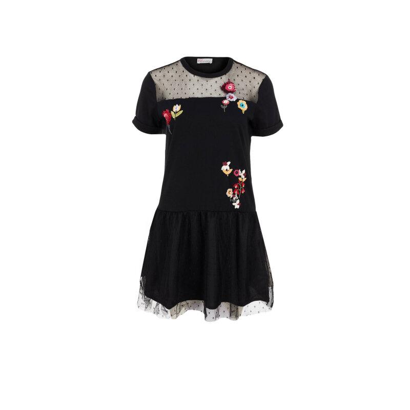 Dress Red Valentino black