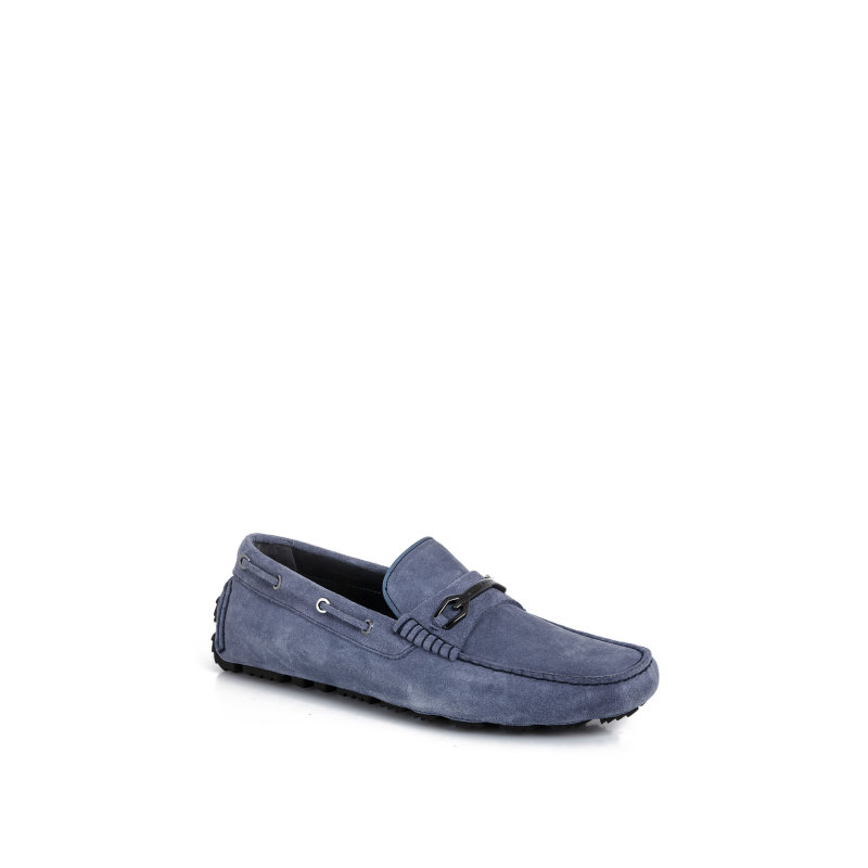 Dropin loafers Boss violet