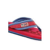 Toledo flip-flops Napapijri red