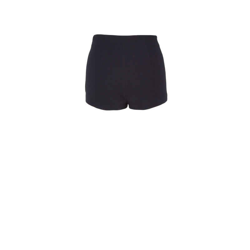 Skirt + shorts Elisabetta Franchi black