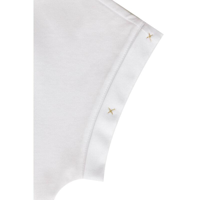 T-shirt Raccolta Pennyblack biały