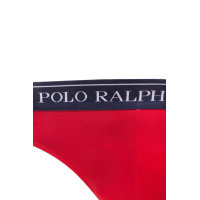 Slipy 3 Pack Polo Ralph Lauren niebieski
