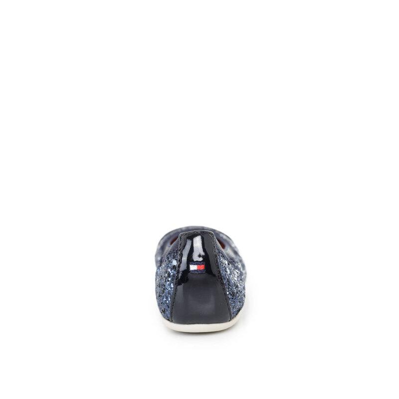Baleriny Danna 8C 3 Tommy Hilfiger granatowy