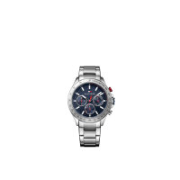 Watch Tommy Hilfiger navy blue