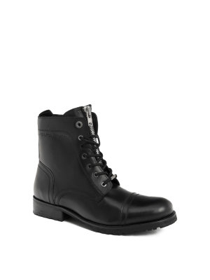 Pepe Jeans London Melting Tongue Zip boots