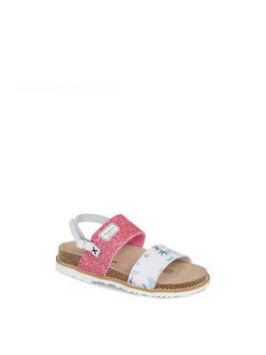 Pepe Jeans London Sandały Minibio combi