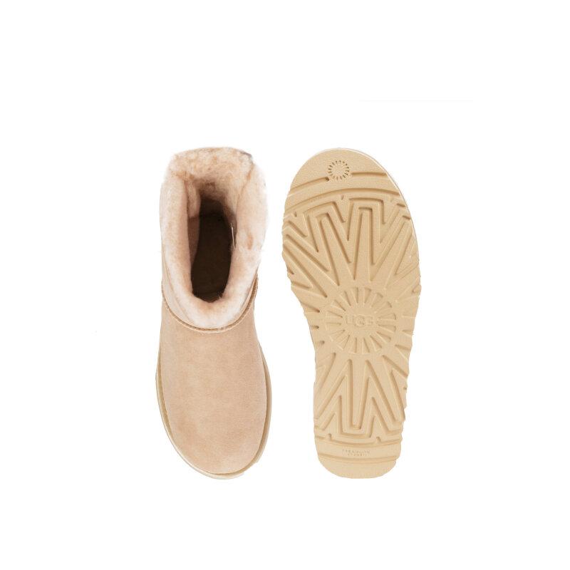 Winter boots W Mini Bailey UGG sand
