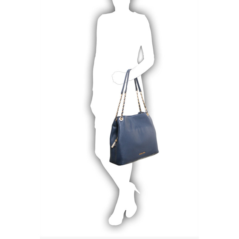 Jet Set Chain Shopper bag Michael Kors navy blue