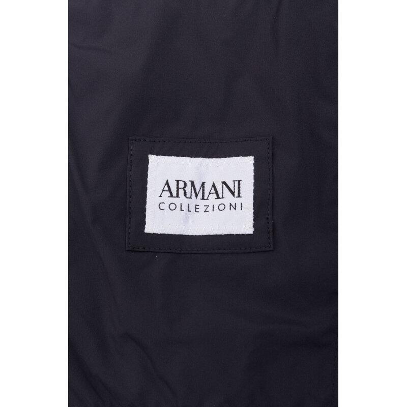 Kurtka Armani Collezioni czarny