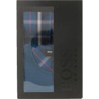 Piżama Set Long Boss niebieski
