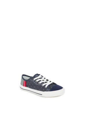 Pepe Jeans London Tenisówki Britt Fabric