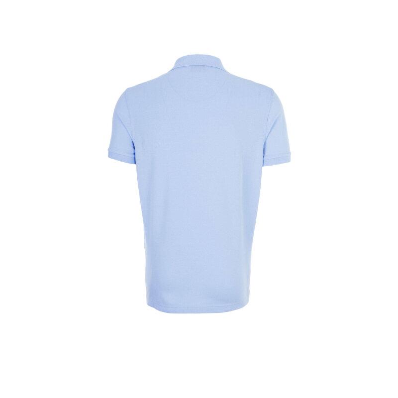 Polo The Orginal Pique SS Rugger Gant błękitny